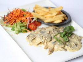 Chicken Al Funghi